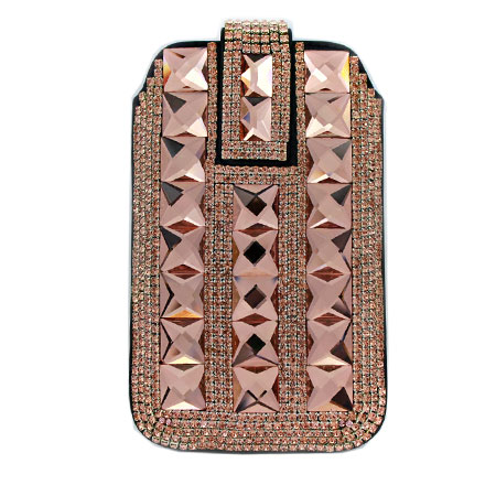 UCCP-053 - WHOLESALE RHINESTONE CRYSTAL CELLPHONE CASES/POUCHES