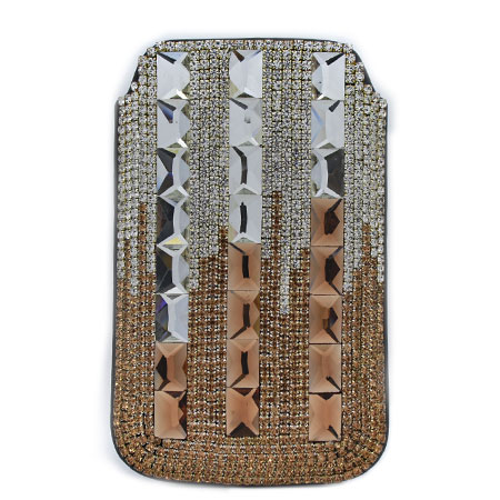 UCCP-05681 - WHOLESALE RHINESTONE CRYSTAL CELLPHONE CASES/POUCHES
