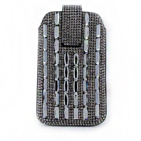 UCCP-0589 - WHOLESALE RHINESTONE CRYSTAL CELLPHONE CASES/POUCHES