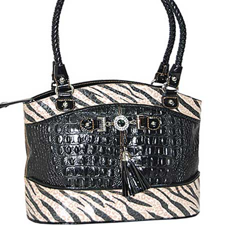 2021-BLACK - WHOLESALE ALL GENUINE DESIGNER LEATHER HANDBAGS
