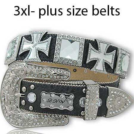 Bling Belts / Ball Caps The Bodacious Cowgirl offers quality belts that we ourselves wear. Featuring Kids to Plus size so if your looking for a specific color or size combination and you don't see please email us as our resources reach beyond the inventory you see here.