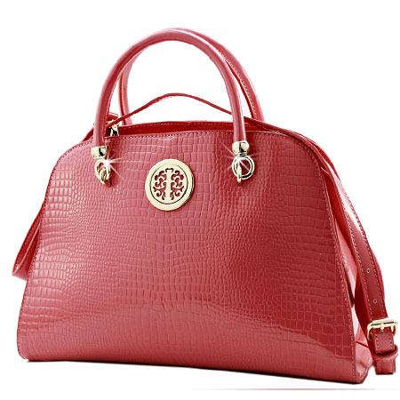 CPE-004-PINK - WHOLESALE DESIGNER INSPIRED HANDBAGS