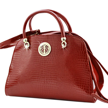CPE-004-RED - WHOLESALE DESIGNER INSPIRED HANDBAGS