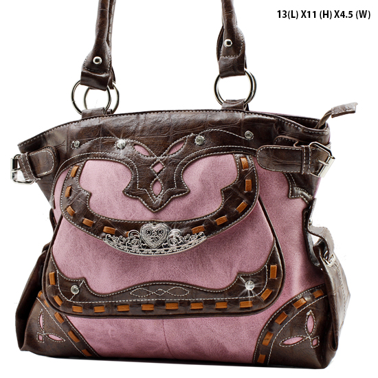 JKO-627-PINK - WHOLESALE DESIGNER HANDBAGS