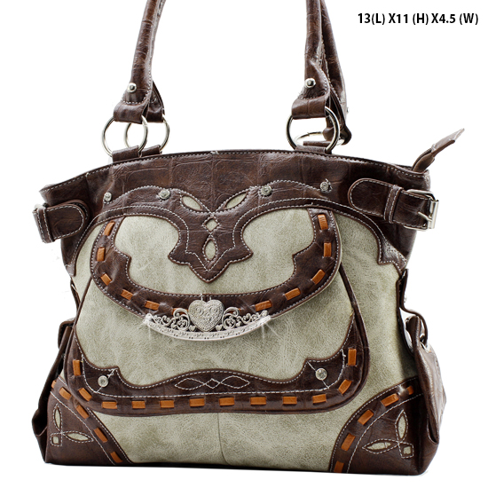 JKO-627-TAN - WHOLESALE DESIGNER HANDBAGS