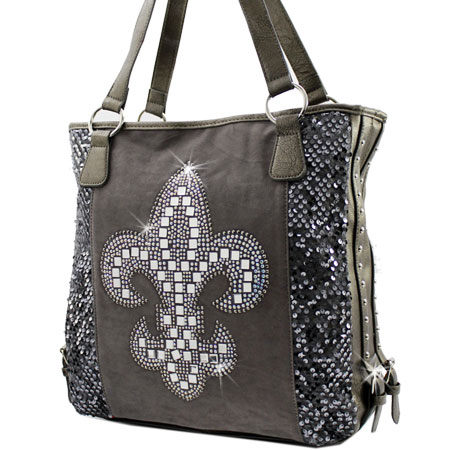 NSQ-57-FLEUR-PW-PW - WHOLESALE DESIGNER INSPIRED HANDBAGS