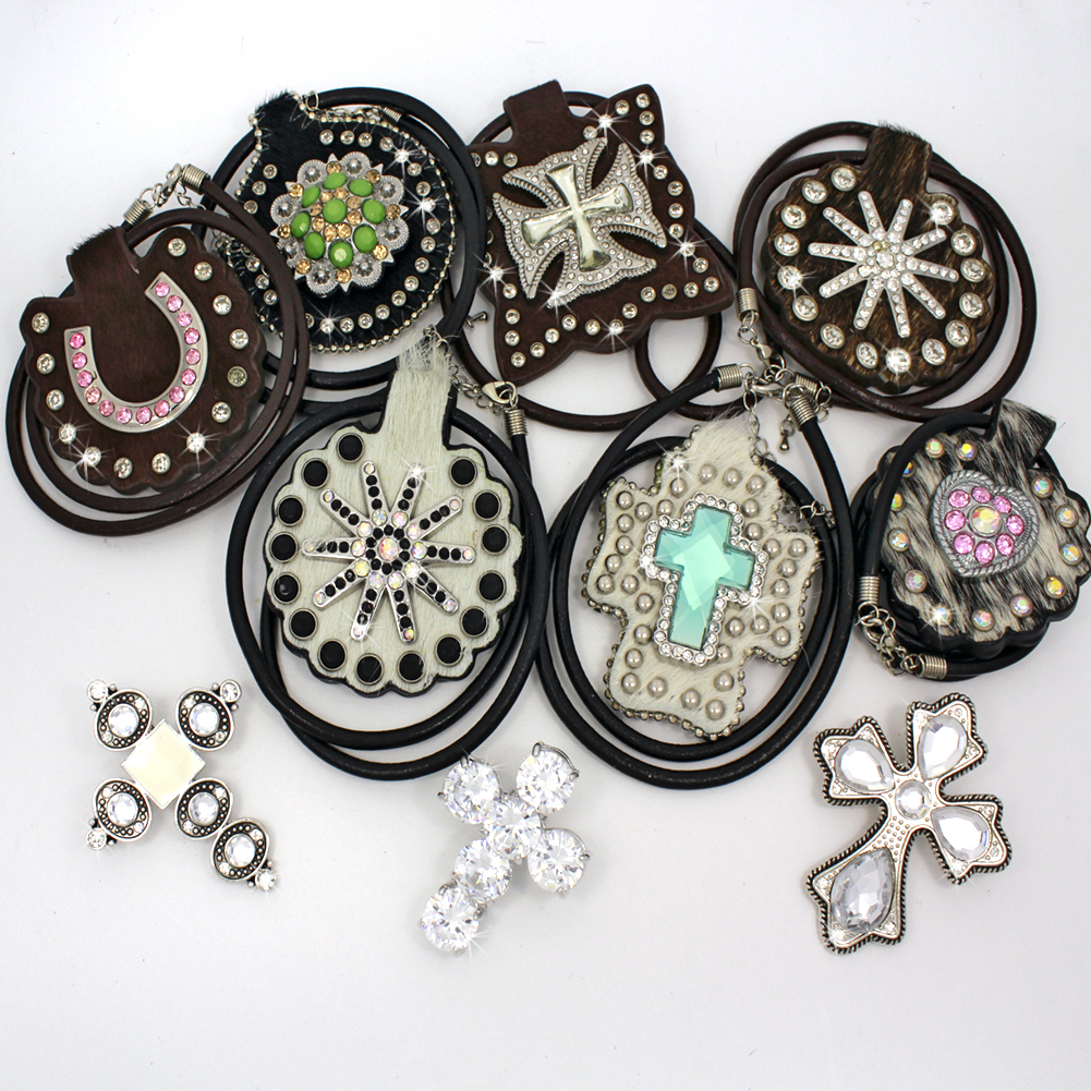 PNDT-10PCS-18 - PNDT-10PCS-18 WHOLESALE WESTERN JEWELRY PENDANTS