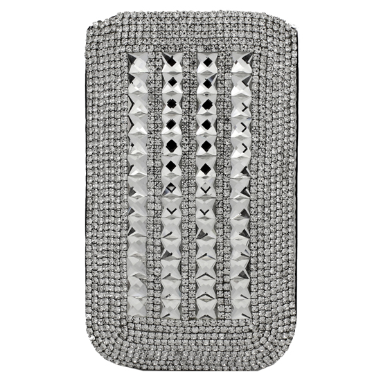 UCCP-CELL-13 - WHOLESALE RHINESTONE CRYSTAL CELLPHONE CASES/POUCHES