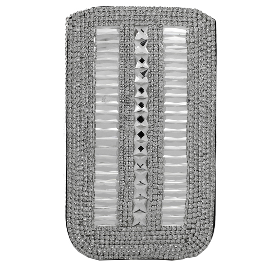 UCCP-CELL-18 - WHOLESALE RHINESTONE CRYSTAL CELLPHONE CASES/POUCHES