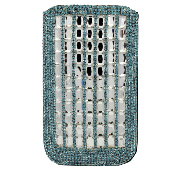 UCCP-CELL-20 - WHOLESALE RHINESTONE CRYSTAL CELLPHONE CASES/POUCHES