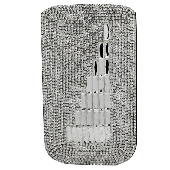 UCCP-CELL-21 - WHOLESALE RHINESTONE CRYSTAL CELLPHONE CASES/POUCHES