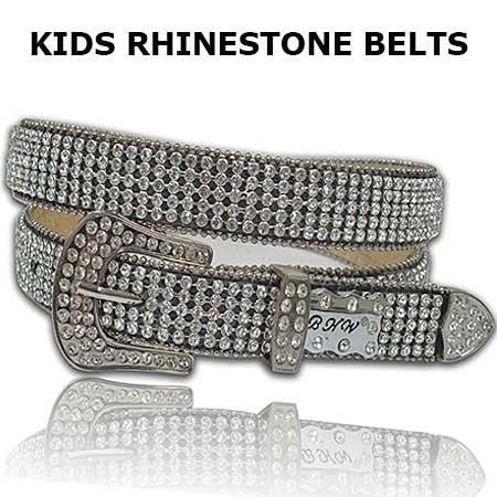 XS-1279 - BHW BRAND KIDS WESTERN BELTS