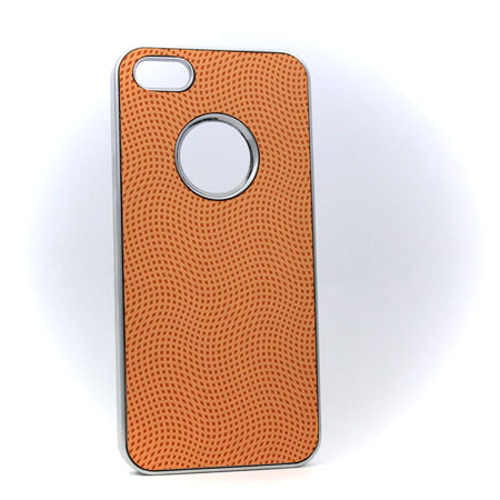 I5-MTL-SP-ORG - WHOLESALE IPHONE 5 COVERS