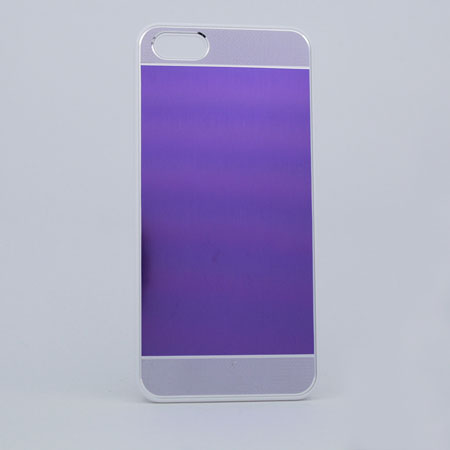 I5C-MTL-PURPLE - WHOLESALE IPHONE 5, IPHONE 5S, IPHONE 5C CASES & COVERS