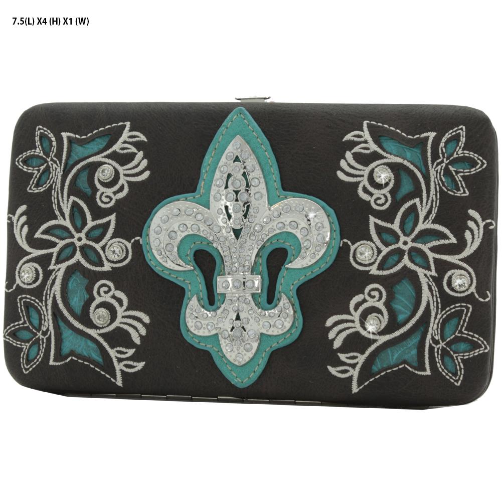 741e44837637 Flat Wallets  Wholesale Western Accessories
