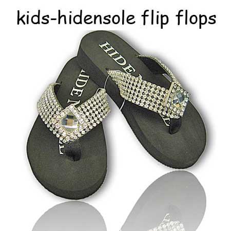 Kids Flip Flops: Wholesale Western Children s Size Flip Flops