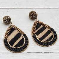 3351-HIDE-ZEB-EARRINGS