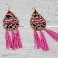 3780-HTPK-LEO-EARRINGS
