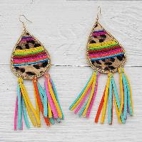 3780-MULTI-LEO-EARRINGS