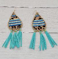 3780-TURQ-LEO-EARRINGS