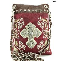 Tooled Leather Western Handbags