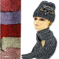 Winter Hat & Scarf Set