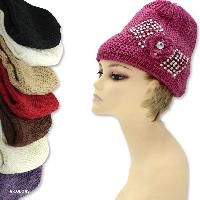 Winter Embellished Hats