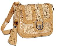 8706-NATURAL - WHOLESALE ALL GENUINE DESIGNER LEATHER HANDBAGS