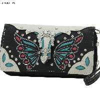 BFU5-300B-BLACK - WHOLESALE WESTERN WALLETS