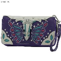 Butterfly wallets - WHOLESALE WESTERN WALLETS