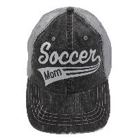CAP-GRY-GRY-SOCCER-MOM-WT