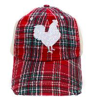 CHICKEN-PLAID