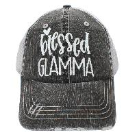 BLESSEDGLAMA-GRY-WHT