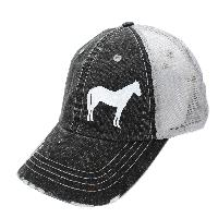 HORSE-NEW-GRY-WHT