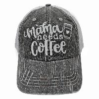 MAMACOFFEE-GRY-WHT