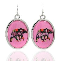MAMBEAR-PINK-EARRINGS