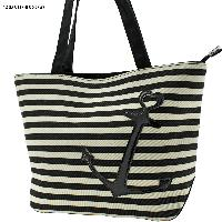 Large Anchor Tote Bag