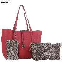 LEO-REVERSIBLE-3PCS-SET-RED