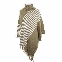 2912-PONCHO-TAUPE