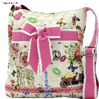Quilted CrossBosy Bag