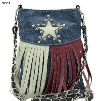 Texas Flag iPhone Bag - Texas Flag iPhone Cross Body Hipster Bags
