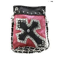 TL-930-HTPK - WHOLESALE RHINESTONE CRYSTAL CELLPHONE CASES/POUCHES