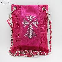 2030-NSQ-LCR-HTPK - WHOLESALE RHINESTONE CRYSTAL CELLPHONE CASES/POUCHES