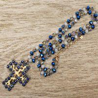 0561-LEOPARD-CROSS-BLUE