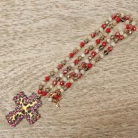 0561-LEOPARD-CROSS-RED