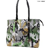 L-0104-GREEN - DESIGNER INSPIRED BACKPACK STYLE BAGS