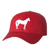 YOUTH-HORSE-RED